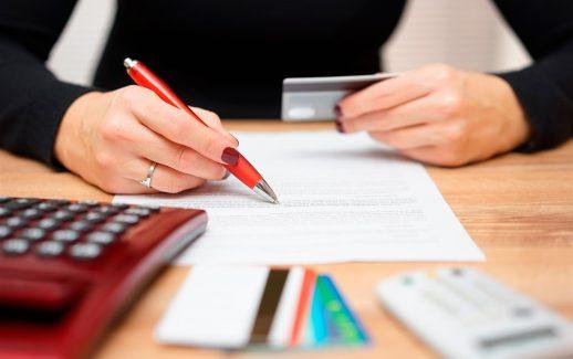taxa de operadoras de cartão de crédito