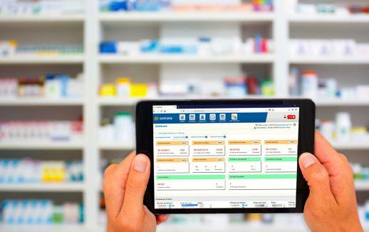 e-extrato card para farmácia