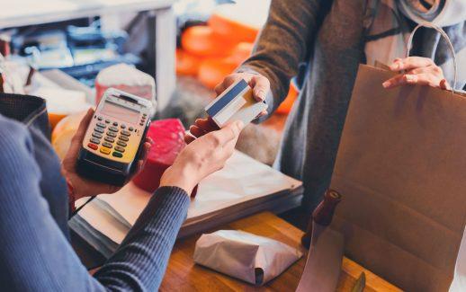 gestão das vendas em POS e TEF
